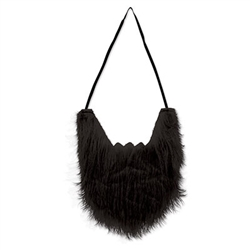 Top off your Halloween outfit or just add some comedic appeal for an upcoming party by wearing this black Beard. In just a couple of seconds, you'll have a rich, full beard that would make James Harden and Blackbeard jealous! Comes one per package.