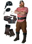 Pirate Accessory Set