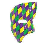 Phantom Mask (golden yellow,green,purple)