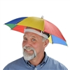 This Umbrella Hat is a funny, innovative way to shield yourself from bad weather. Wear this hat outdoors to sporting events, while taking a walk, mowing the lawn, or anything else!