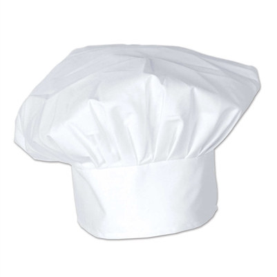 White Oversized Chef's Hat