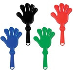 Medium Hand Clappers (Select Color)
