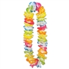 "Whether you planning a Jungle, Luau or Cruise party, your guest will love this colorful Mahalo Floral Lei.  Sold one per package and colors as pictured, the lei is 36"" long. Please Note - Not intended for children."