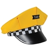 Going for the New York cabbie look?  Our Taxi Hat will have you ready for Instagram!  Great for costumes, or when you're valet parking for your party guests! Please Note: Due to hygiene concerns, this product is non-returnable if opened.