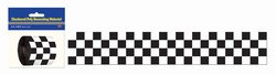 Checkered Flag Poly Tape Roll