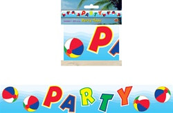 Beach Ball Party Tape