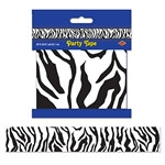 Zebra Print Party Tape