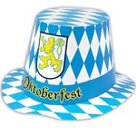 Oktoberfest Harlequin Hi-Hat (sold 25 per box)