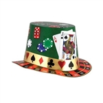 Casino Night Hi-Hat (sold 25 per box)