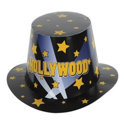 Hollywood Hi-Hats (sold 25 per box)