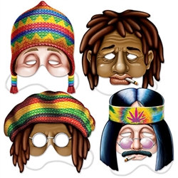 Hippie Masks