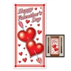 Happy Valentine's Day Door Cover