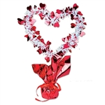 Red Heart Gleam N Shape Centerpiece