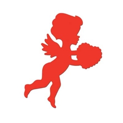 Red 9 inch Cupid