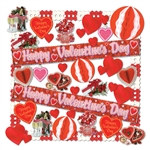 Flame Resistant Valentine Decorating Kit