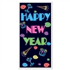 Happy New Year Door Cover