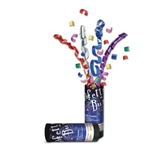 Multi-Color New Year Confetti Burst