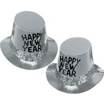 Platinum Happy New Year Hi-Hat