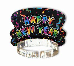 New Yorker New Year Tiaras