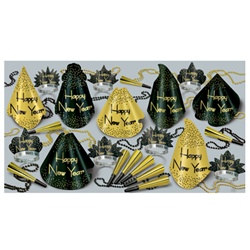 Sparkling Gold New Year Assortment (for 25 people)