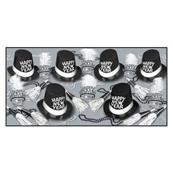 Top Hat and Tails New Year Assortment (for 50 people)
