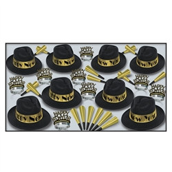 Gold Swing New Year Assortment (for 50 people)