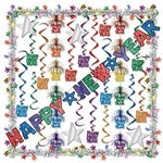 New Year Decorating Kit (27/pkg)