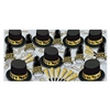 Gold Top Hat New Year Assortment (for 50 people)