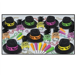 Neon Swing New Year Assortment (for 50 people)