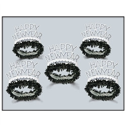 Black and White Legacy Tiara (sold 50 per box)