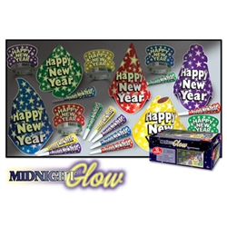 Midnight Glow Assortment for 10