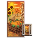 Fall Door Cover