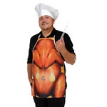 Thanksgiving Fabric Novelty Apron