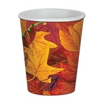 Fall Leaf Beverage Cups