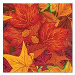 Fall Leaf Luncheon Napkins