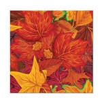 Fall Leaf Beverage Napkins