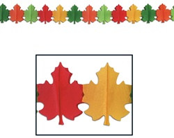 Fall Leaf Garland