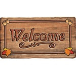 Thanksgiving Greetings Peel N Place (1/sheet)