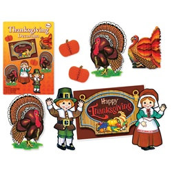 Thanksgiving Decorama
