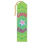Great Effort Award Ribbon