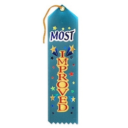 Most Improved Ribbon