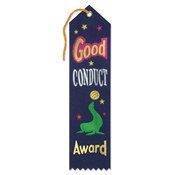 Good Conduct Award Ribbon