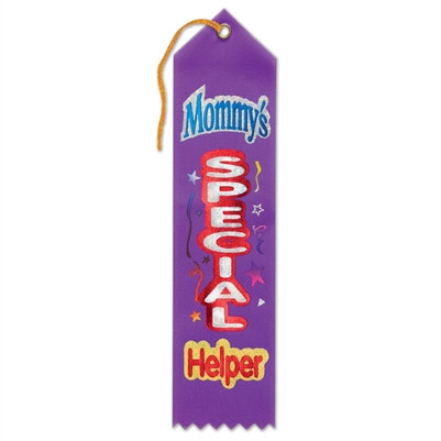 Mommy's Special Helper Ribbon