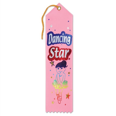 Dancing Star Ribbon