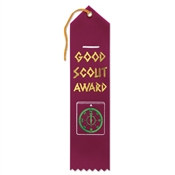 Good Scout Award Ribbon
