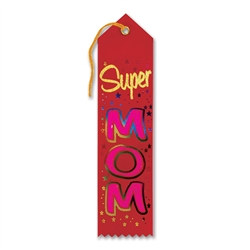 Super Mom Ribbon