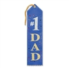 #1 Dad Ribbon