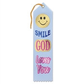 Smile, God Loves You Ribbon