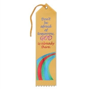 Don't Be Afraid of Tomorrow Ribbon