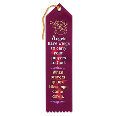 Angels Have Wings Ribbon